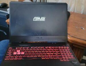 ASUS TUF 15.6in. (512GB, Intel Core i5 th Gen., 8GB) Laptop - Black - FX505GT-BI