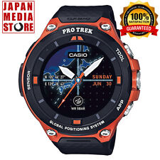 CASIO PRO TREK WSD-F20-RG Smart Outdoor Watch Android Wear Smartwatcht GPS JAPAN