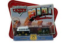 Disney Cars Mini Adventures Radiator Springs Fillmore & Sarge