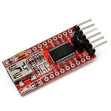 FT232RL FTDI 3.3V 5.5V USB to TTL Serial Adapter Module for Arduino Mini Port