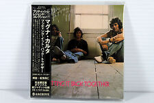 MAGNA CARTA: PUTTING IT BACK TOGETHER ~ JAPAN MINI LP CD, ORIGINAL, OOP
