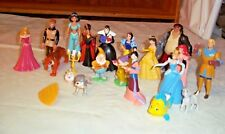 Lot of Disney Super Assortment Toy Figures Playset PVC Collection