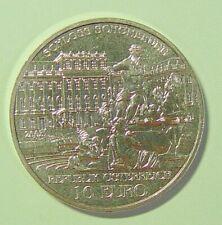 10 € Österreich 2003 - Schloss Schönbrunn -  925er Silber , vorzüglich