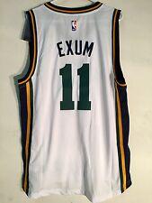 Adidas Swingman 2015-16 Jersey Utah Jazz Dante Exum White sz L