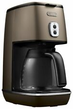 DeLonghi Distinta Collection Drip Coffee Maker Future Bronze ICMI011J-BZ AC100V