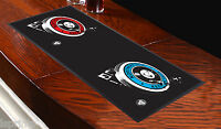 Northern Soul Keep The Faith Record Bar Towel Runner Pub Mat Beer Cocktail Party