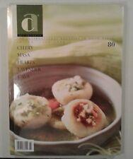 Art Culinaire The International Magazine in Good Taste #80 Celery Lavender Cava