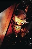 BATMAN WHO LAUGHS 1 JOCK VARIANT CVR A 12/12/18 GRIM KNIGHT DC COMICS 1ST PRINT