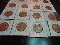 lot 82 BU jefferson nickels