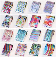 16Pcs/set 4*20cm Shimmer Starry Sky Nail Foil Nail Art Sticker Manicure DIY
