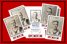 LEYTONSTONE  (DAGENHAM & RED) - RETRO 1920's STYLE - NEW COLLECTORS POSTCARD SET