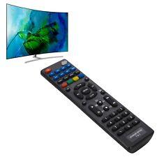 7 en 1 Universel Télécommande de remplacement TV DVD magnétoscope Audio Video Salon