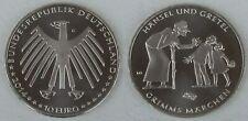 10 Euro Deutschland 2014 Hänsel und Gretel CuNi st