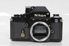 Nikon F2 Photomic SLR Film Camera Body Black                                #243
