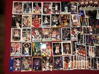 Mark Jackson Lot of 108 Knicks, Clippers, Pacers 34 Different Cards Base