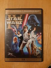 Star Wars (DVD, 2006, 2-Disc Set, Canadian Limited Edition Widescreen) Slim