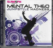 MENTAL THEO - Jumpstyle Madness CD Album 15TR Euro House 2007 Holland RARE!