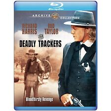 THE DEADLY TRACKERS (1973 Richard Harris) - BLU RAY - Region free