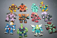 12x wohl Battle Beasts Actionfiguren 1986 Hasbro Takara Sammlung