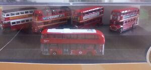 Oxford Routemaster NSET0045 5 Piece Bus Set - London Transport defekt 1/148