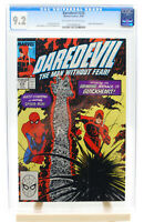 Daredevil #270, Marvel 1989, CGC 9.2, 1st Appearance of Blackheart