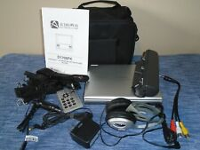 """AUDIOVOX D1708 7"""" LCD PORTABLE DVD PLAYER & MONITOR"""