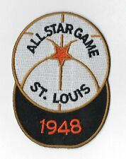 1948 MLB All Star Game Patch in St. Louis Browns Cardinals Baseball Team Vintage