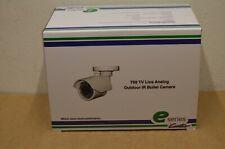 Costar Cbc3736eVir Outdoor Bullet Ir Camera 700 Tv Line Analog Brand New