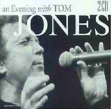 TOM JONES - An Evening With TOM JONES - 2CD-Box Unchained Melody Delilah