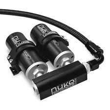 Nuke Performance Billet Collector for 2x Nuke Fuel Filter Slim