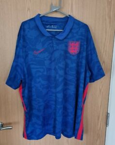 Nike England Away Shirt 3XL