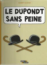 Tintin : Algoud : Le Dupondt sans Peine : E.O 1997