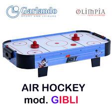GARLANDO - Air Hockey Tavolo GHIBLI - 2 dischetti + 2 Manopole SALVASPAZIO