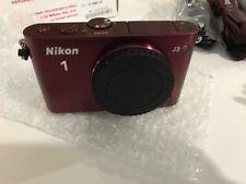 Nikon 1 J3 14.2MP Digital Camera - Red (Kit w/ VR 10-30mm Lens) Nikon Recon LOOK