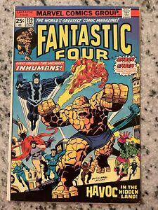 Fantastic Four # 159 VF 1st Print Marvel Comic Book Human Torch Dr. Doom J595