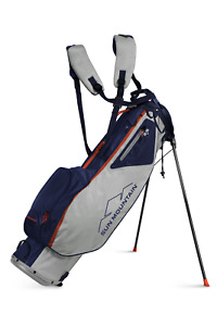 Sun Mountain 2022 2.5+ 4-Way Divided Stand Carry Bag Dual Strap 8 Colors NEW!