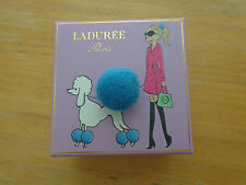 Laduree Paris Purple Box with Walking Dog Limited Edition Box