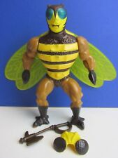 vintage HE MAN BUZZ OFF complete ACTION FIGURE MOTU master of the universe 02J