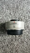 Canon Extender EF 1.4x  + Pouch