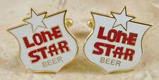 Lone Star Beer Cuff Links