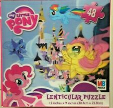 My Little Pony Lenticular Puzzle 48 Pieces by Cardinal NEW
