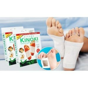 Kinoki Detox Foot Patch Pads Feet Patches Remove Body Toxins & Ideal Weight Loss