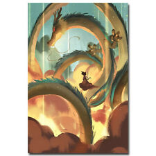 Goku - Dragon Ball Z 2015 Anime Art Silk Poster 13x20inches 018
