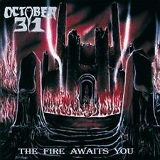 OCTOBER 31-THE FIRE AWAITS YOU VINYL NEW