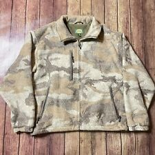 Cabelas Dry-Plus Wool Hunting Winter Camouflage Jacket Men's Medium!