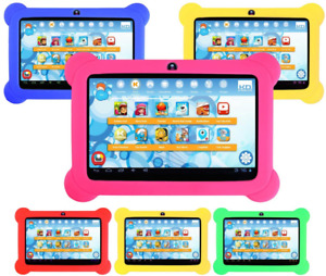 """Universal 7"""" Inch Soft Silicone Cover Case For Android Kids Child Tablet PC AA"""