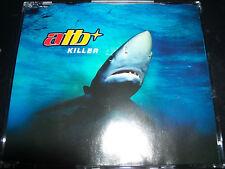 ATB Killer EU 4 Track Remixes CD Single