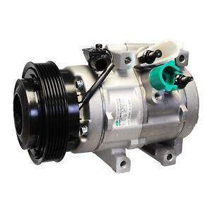 For Hyundai Entourage Kia Sedona 3.8 V6 A/C Compressor and Clutch Denso