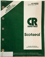 cr seals catalog | eBay