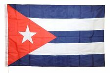 BANDIERA FLAG CUBA DANZA CUBANA LATINO AMERICANA CHE GUEVARA REVOLUCION cm90x150